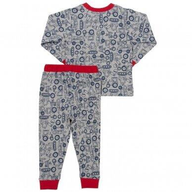 """Kite pižama ,,Tyre trail"""" 2"""
