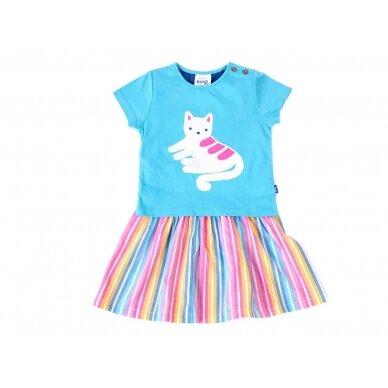 """Kite suknelė ir marškinėliai ,,Katinas"""""""