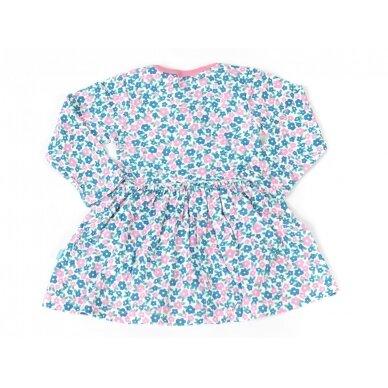 """Kite suknelė-smėlinukas ,,Flora"""" 2"""