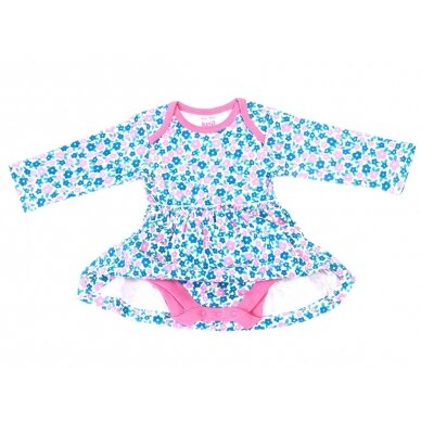 """Kite suknelė-smėlinukas ,,Flora"""" 3"""