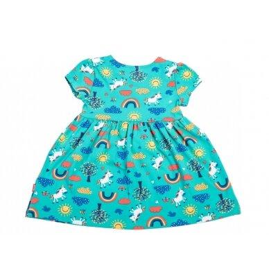 """Kite suknelė ,,Mažoji vaivorykštė"""" 2"""