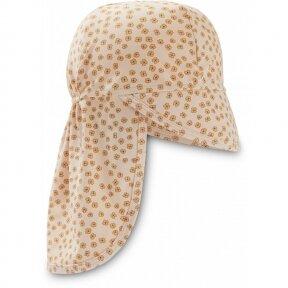 """Konges Slojd kepurė nuo saulės su UPV50+ filtru ,,Buttercup yellow"""""""