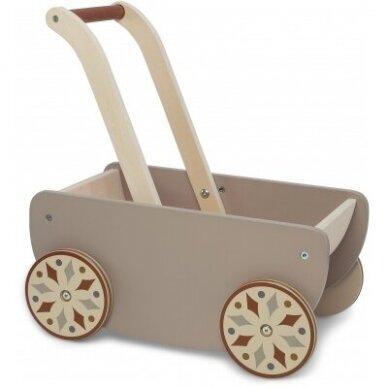 Konges Slojd lėlių vežimėlis 2