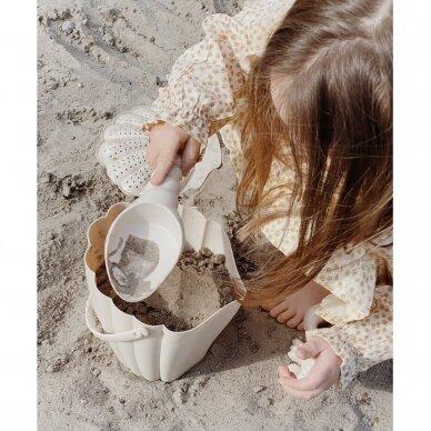 """Konges Slojd rinkinys smėliui ,,Beige"""" 4"""