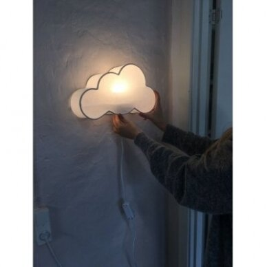 "Konges Slojd sieninis šviestuvas ,,Cloud"" 6"