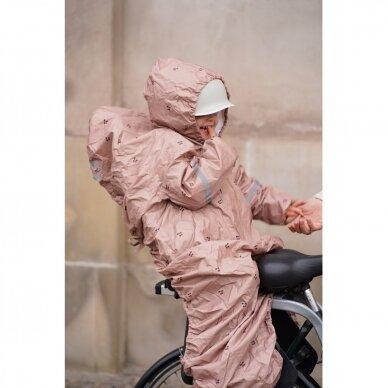 """Konges Slojd vaiko apsauga nuo lietaus ,,Cherry blush"""""""