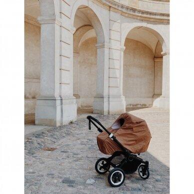 """Konges Slojd vežimėlio apsauga ,,Cognac"""" 3"""
