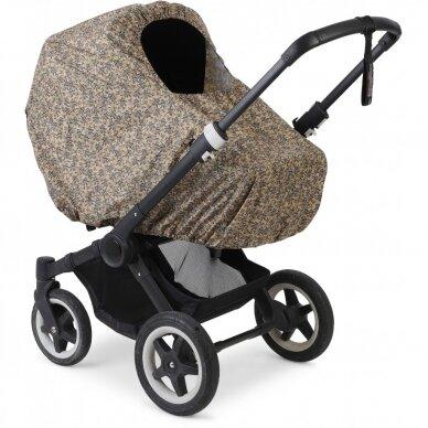 """Konges Slojd vežimėlio apsauga ,,Orangery beige"""""""
