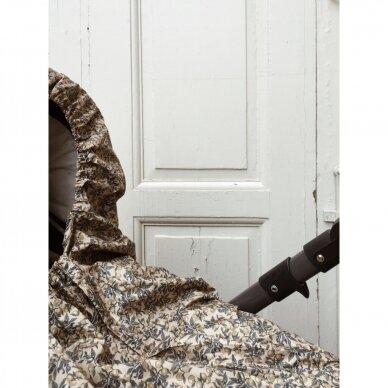 """Konges Slojd vežimėlio apsauga ,,Orangery beige"""" 3"""