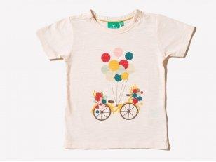 "Little Green Radicals marškinėliai ,,Flying high"""