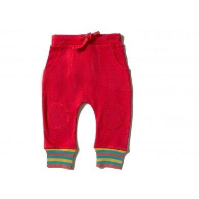 """Little Green Radicals kelnės ,,Raudona vaivorykštė"""""""