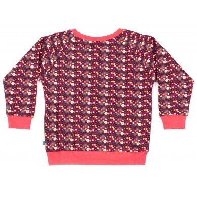 "Little green radicals megztinis ""Miško gėlės"" 2"