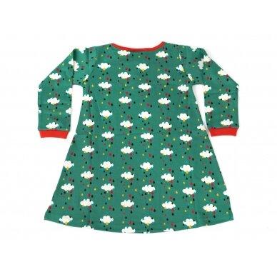 """Little green radicals suknelė """"Lietus"""" 2"""