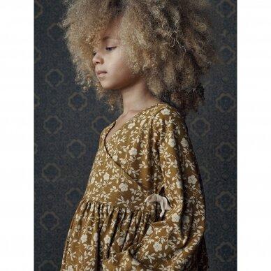 "Mainio suknelė ,,Golden Meadow wrap dress"" 4"