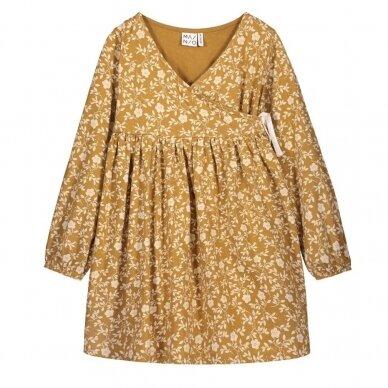 "Mainio suknelė ,,Golden Meadow wrap dress"""