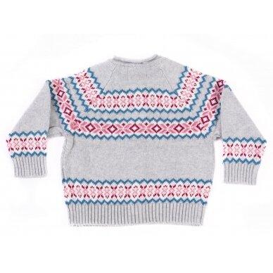 Kite megztinis su sagutėmis 2