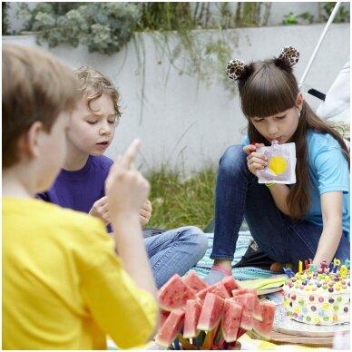 Vaikų edukacija ekologijos tema