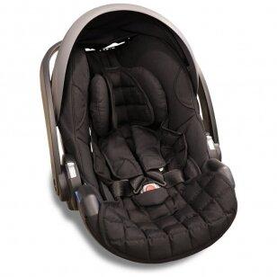 Nsleep įdėklas automobilinei kėdutei (45-85 cm ūgio kūdikiui)