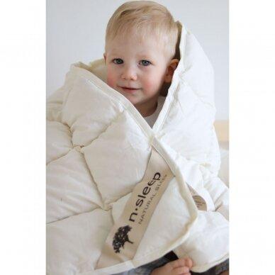 Nsleep antklodė vaikui 100x140 cm 5