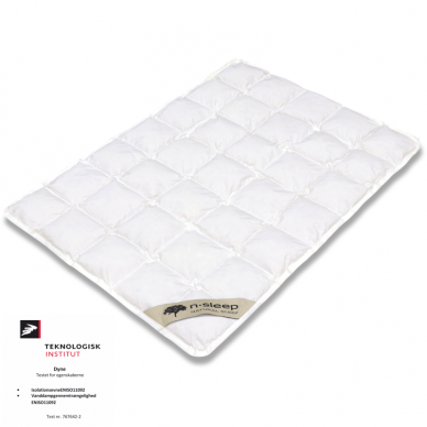 Nsleep antklodė vaikui 100x140 cm 3