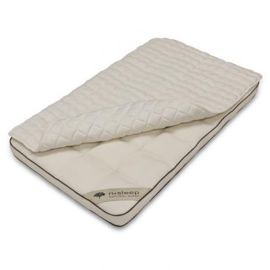 Nsleep čiužinys kūdikio lovytei 8x60x120 cm 5