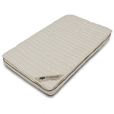 Nsleep čiužinys kūdikio lovytei 8x60x120 cm 4