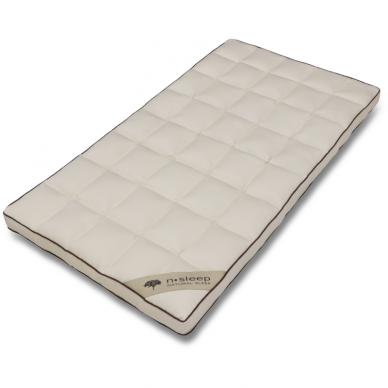 Nsleep čiužinys kūdikio lovytei 8x60x120 cm 2