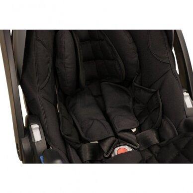 Nsleep įdėklas automobilinei kėdutei (45-85 cm ūgio kūdikiui) 2