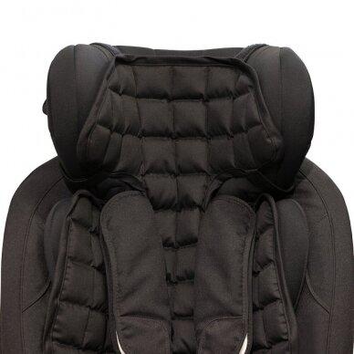 Nsleep įdėklas automobilinei kėdutei/vežimėliui (75-105 cm ūgio vaikui) 6