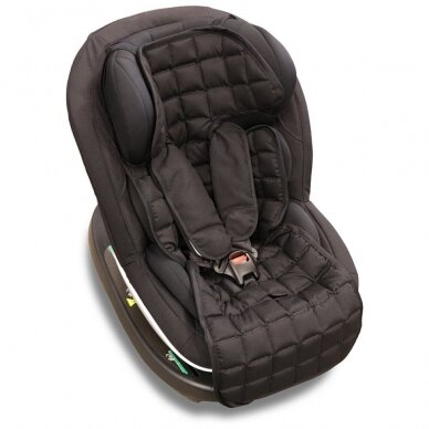 Nsleep įdėklas automobilinei kėdutei/vežimėliui (75-105 cm ūgio vaikui) 7