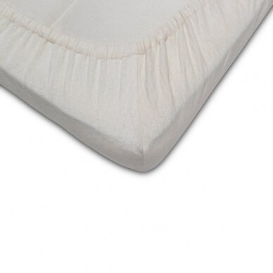 Nsleep paklodė su guma 60x120 cm 3