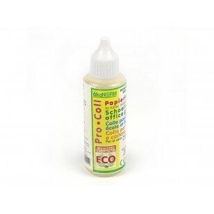 "ökoNORM ekologiški klijai popieriui ,,Pro coll"" (50 ml)"