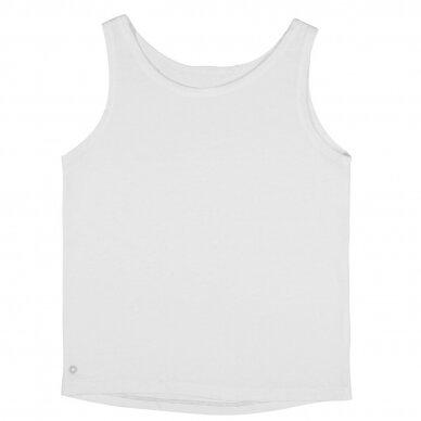 """Orbasics marškinėliai ,,Cloud white"""""""