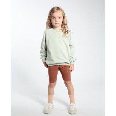 "Orbasics megztinis ,,Oh-So cozy: aqua grey"" 2"