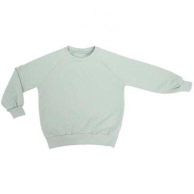 "Orbasics megztinis ,,Oh-So cozy: aqua grey"""
