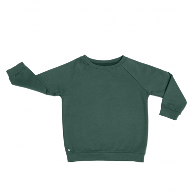 """Orbasics megztinis ,,Oh-So cozy: forest green"""""""