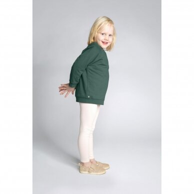 """Orbasics megztinis ,,Oh-So cozy: forest green"""" 4"""