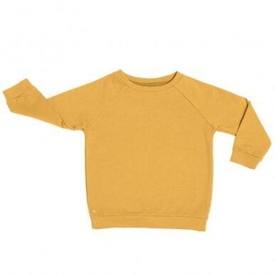 "Orbasics megztinis ,,Oh-So cozy: honey gold"""