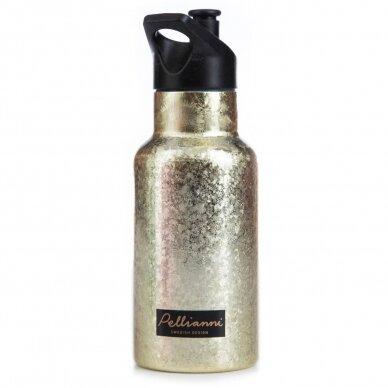 """Pellianni sportinė gertuvė ,,Gold"""" (350 ml)"""