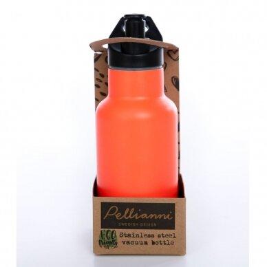 """Pellianni sportinė gertuvė ,,Orange"""" (350 ml) 3"""
