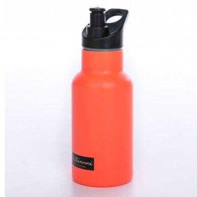 """Pellianni sportinė gertuvė ,,Orange"""" (350 ml) 2"""