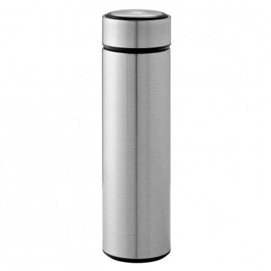 """Pulito gertuvė-termosas su sieteliu ,,Pure Thermo bottle"""" (400 ml)"""