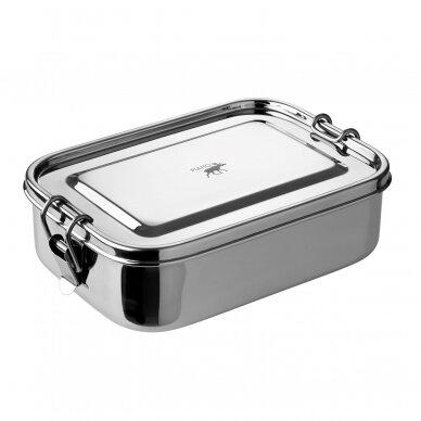 """Pulito pietų dėžutė ,,Airtight medium"""" (su sandarumą užtikrinančiu silikoniniu intarpu)"""
