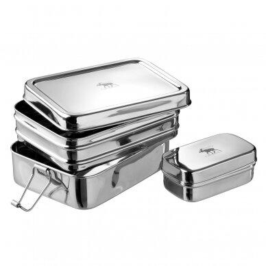 """Pulito pietų dėžutė ,,Lunch Box 3 in 1"""" (medium) 2"""