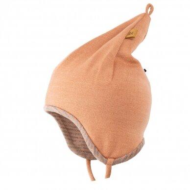 "Pure Pure kepurė ,,Apricot"""