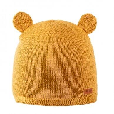 """Pure Pure kepurė iš merino vilnos ,,Amber"""""""