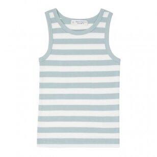 """Sense Organics apatiniai marškinėliai ,,Aqua stripes"""""""