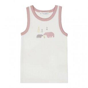 """Sense Organics apatiniai marškinėliai ,,Polar bear"""""""