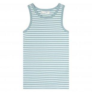 """Sense Organics apatiniai marškinėliai ,,Stone blue"""""""