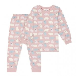 "Sense Organics pižama ,,Polar bear"""